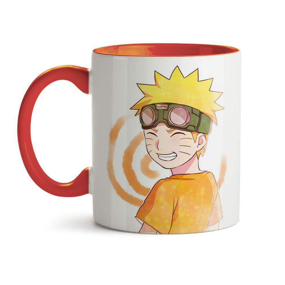 Caneca Naruto