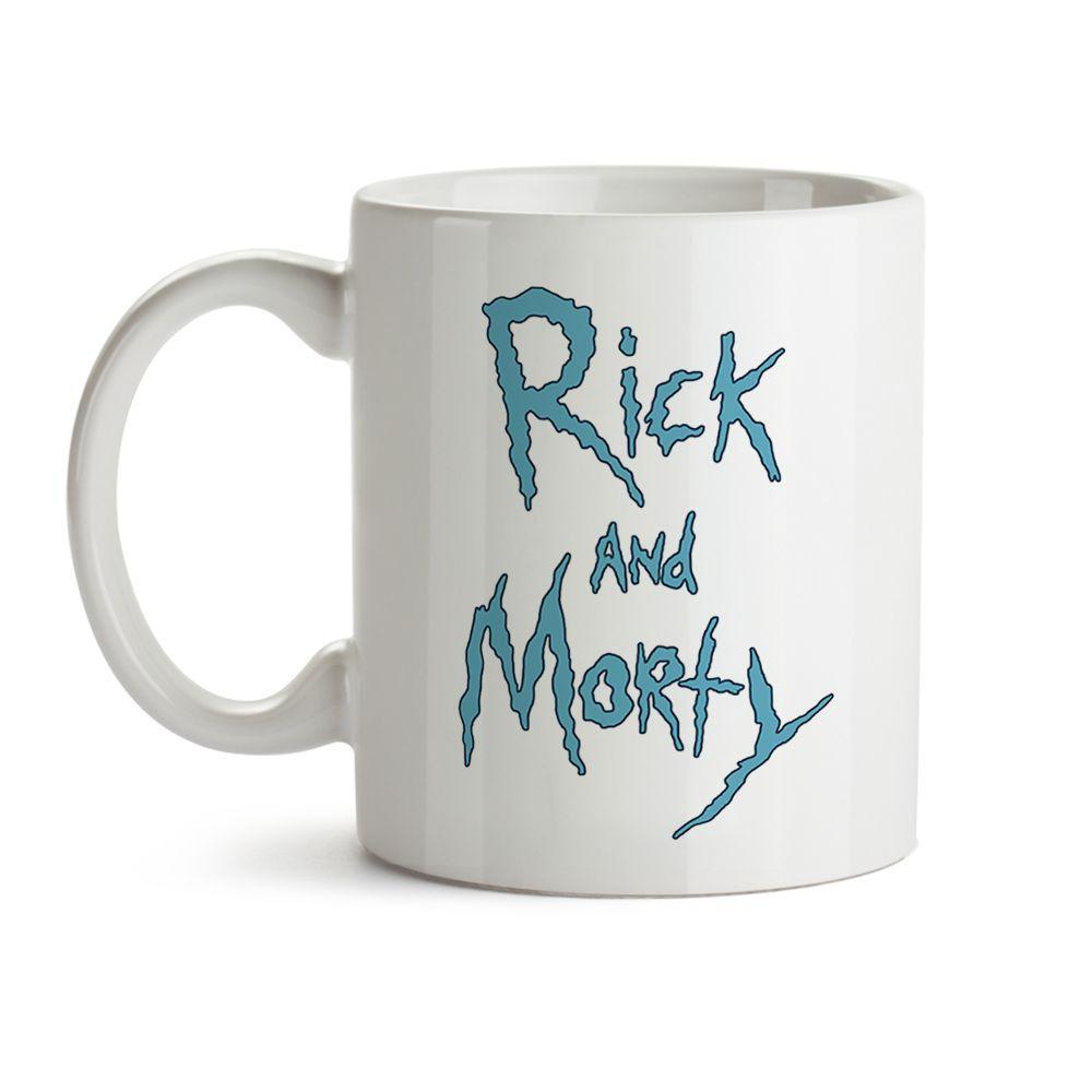 Caneca Rick And Morty 02