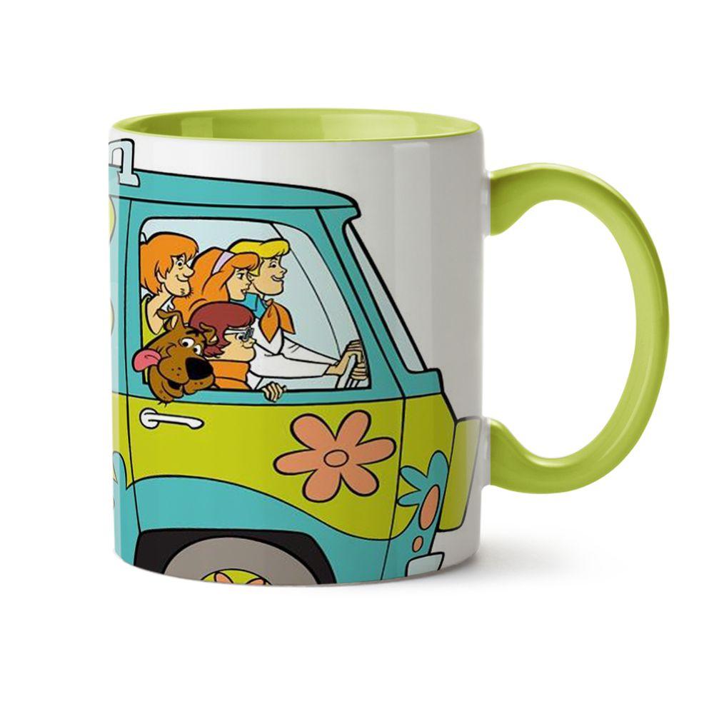 Caneca Scooby-Doo 02