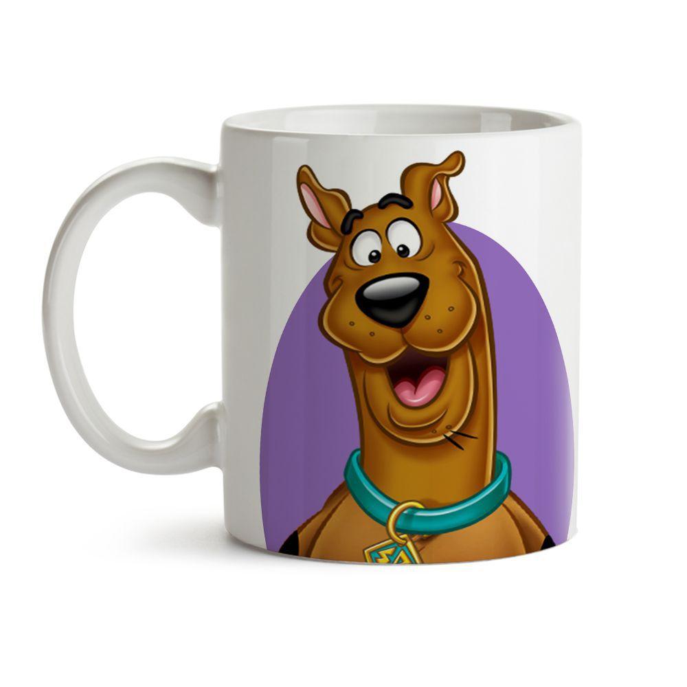 Caneca Scooby-Doo 06