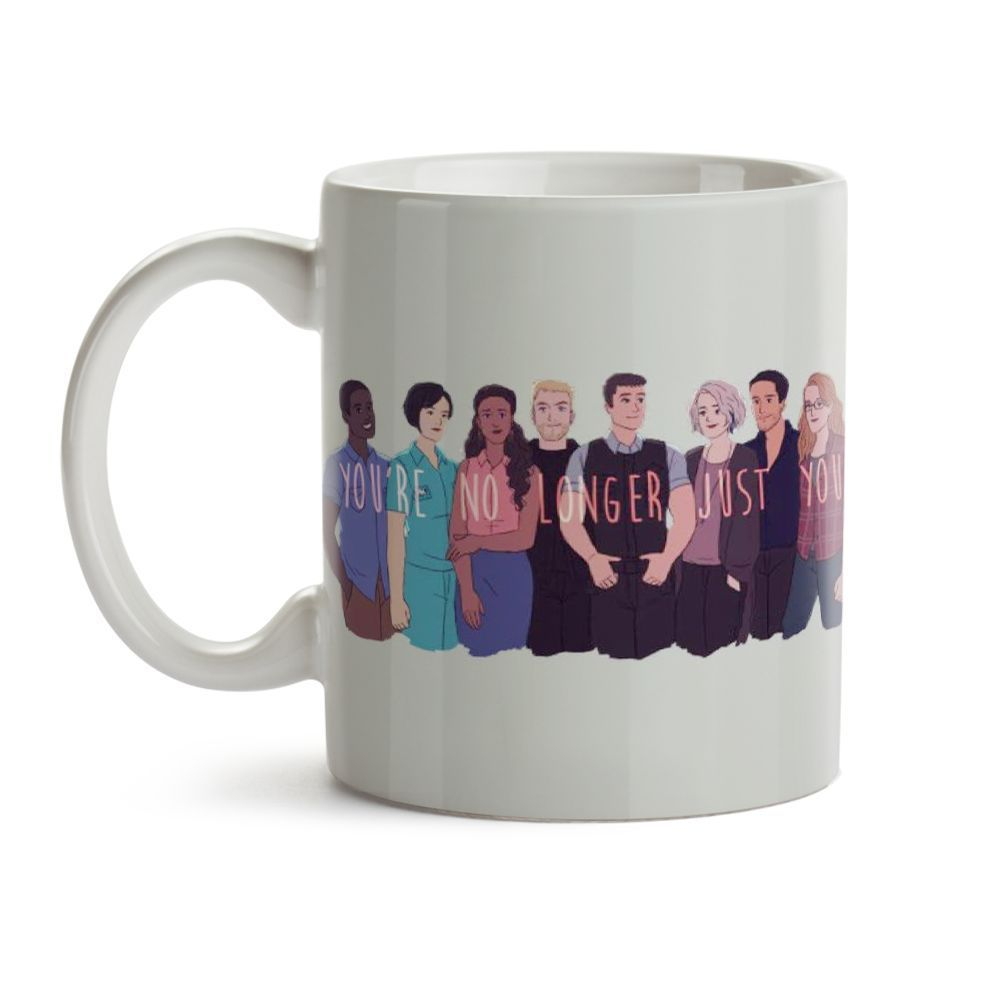 Caneca Sense8 You'Re No Longer Just You
