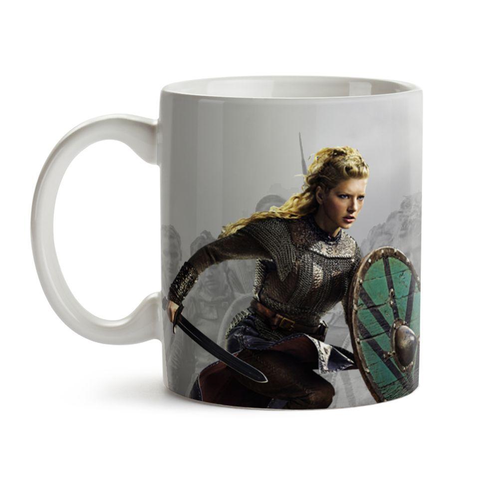 Caneca Série Vikings - Lagertha