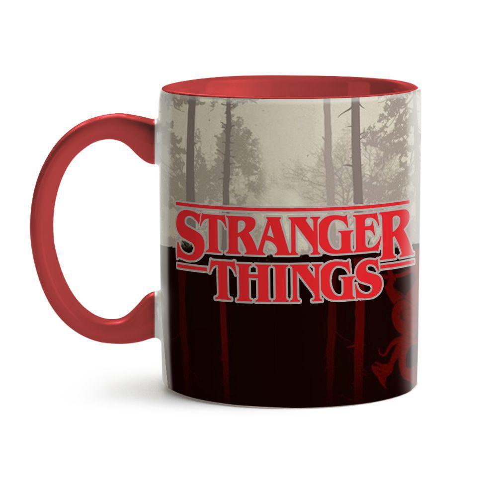Caneca Stranger Things 01