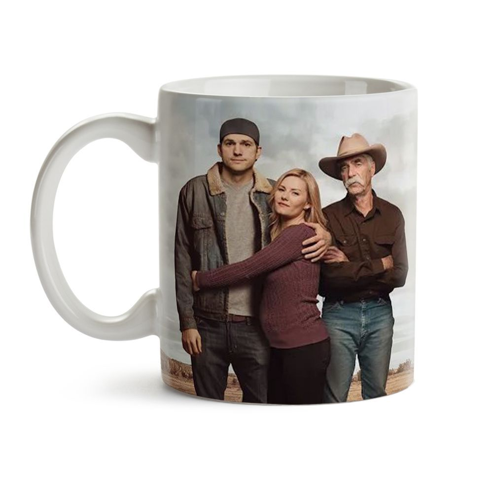 Caneca The Ranch