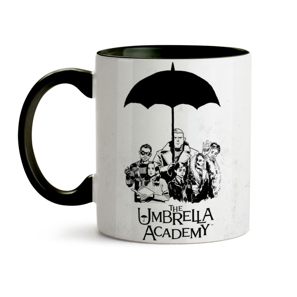 Caneca The Umbrella Academy 01