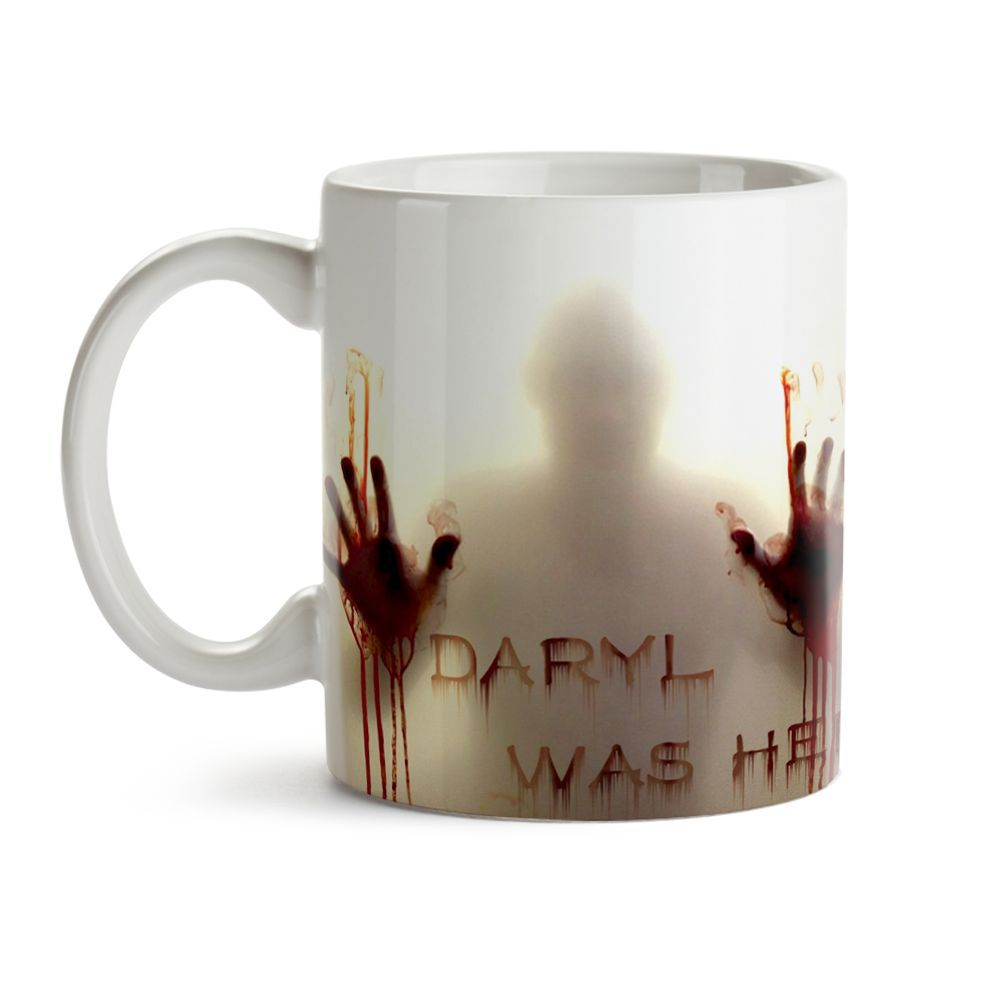 Caneca The Walking Dead Daryl 2