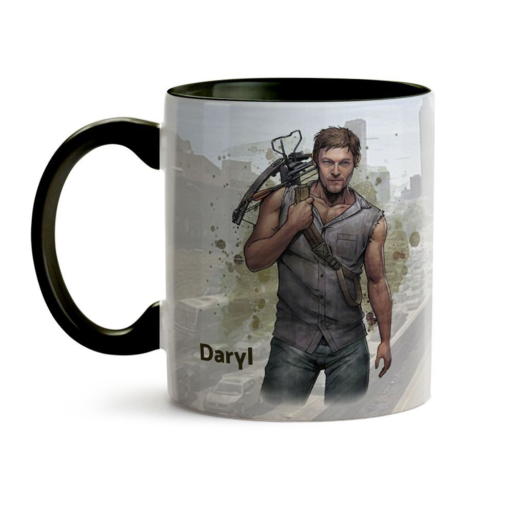 Caneca The Walking Dead Daryl