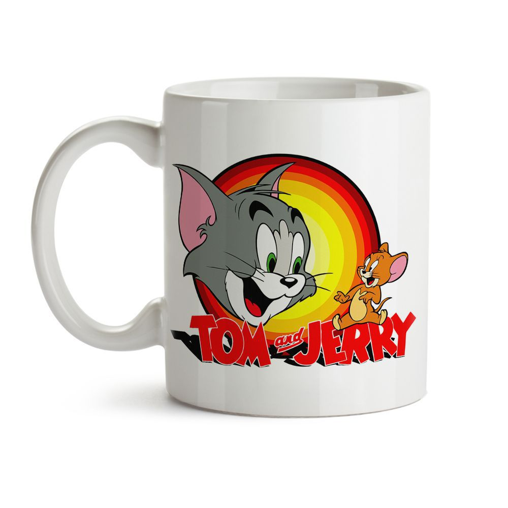 Caneca Tom E Jerry