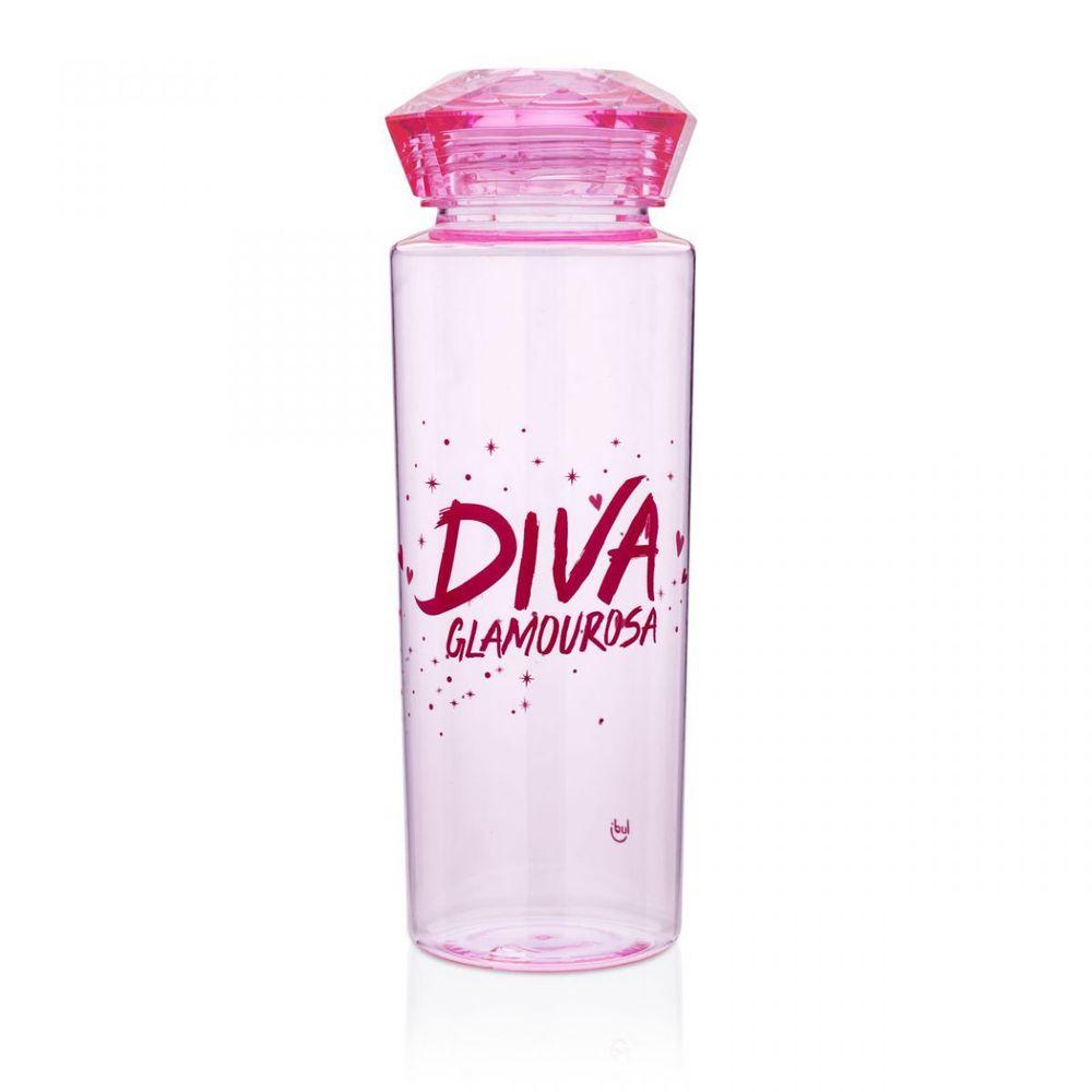 Garrafa Diamante Diva Glamurosa