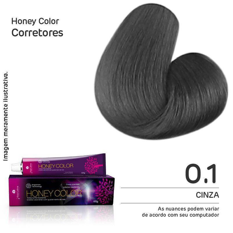 Coloração Honey Color 0.1 60g