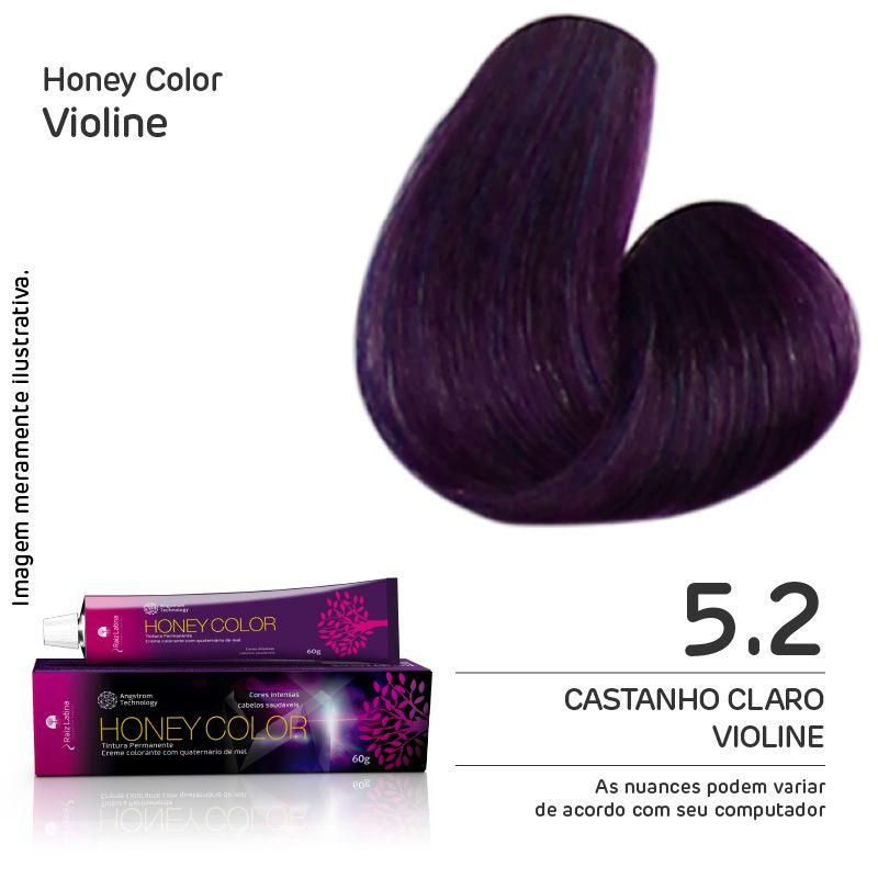 Coloração Honey Color 5.2 60g