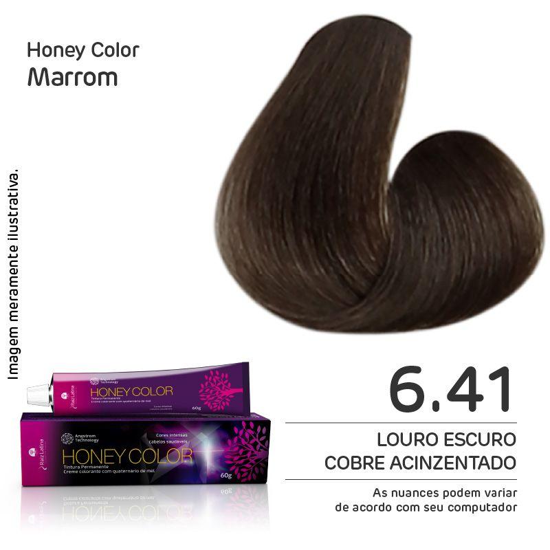 Coloração Honey Color 6.41 60g