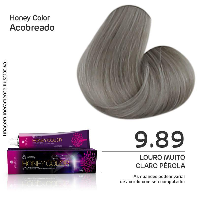 Coloração Honey Color 9.89 60g