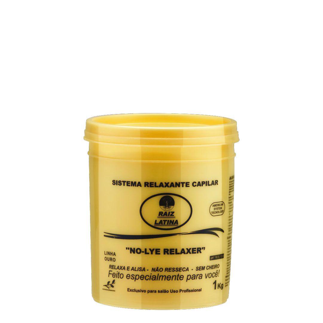 Creme relaxamento de Guanidina - No-Lye Relaxer 1kg