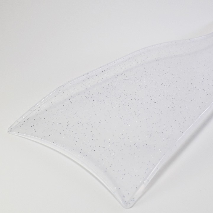 Plaquete para mechas - Gliter