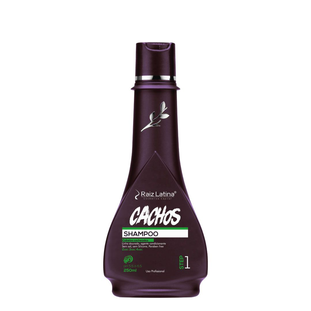 Shampoo cachos 250ml