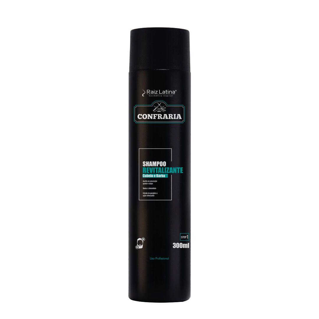 Shampoo Revitalizante Confraria