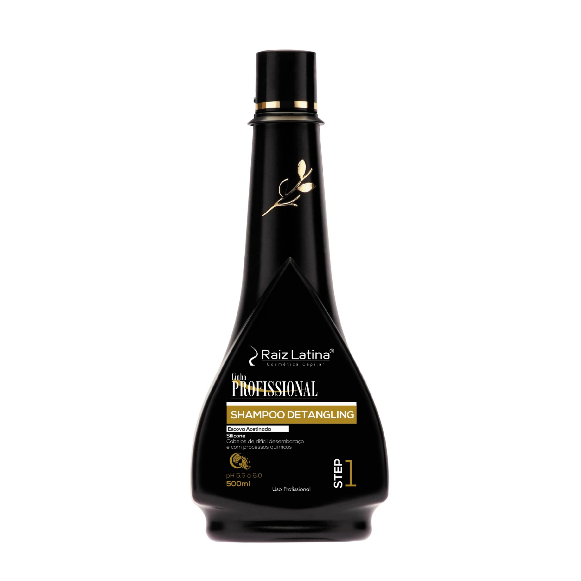 Shampoo Detangling ( FASE 1 ) Acetinada