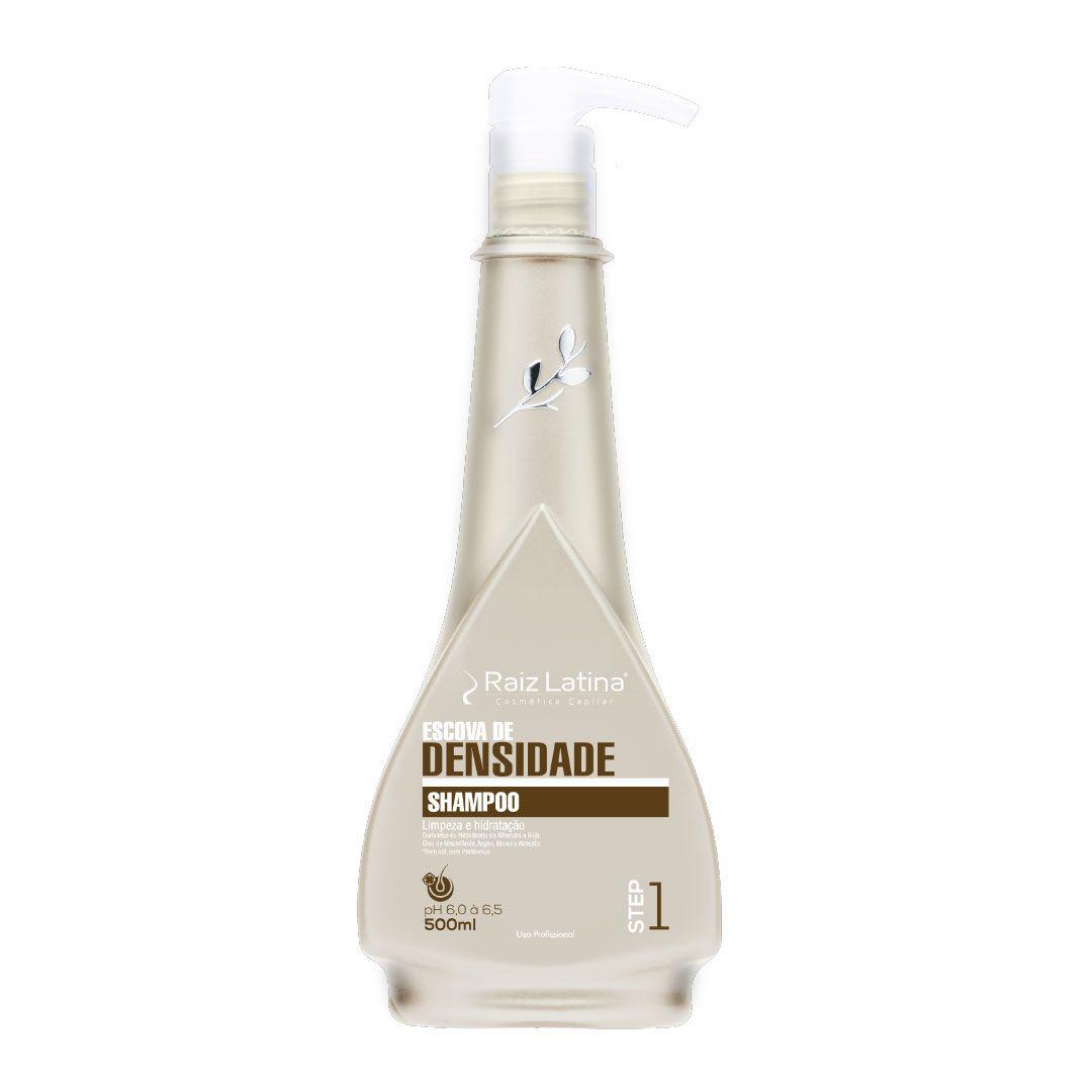 Shampoo escova redensificadora