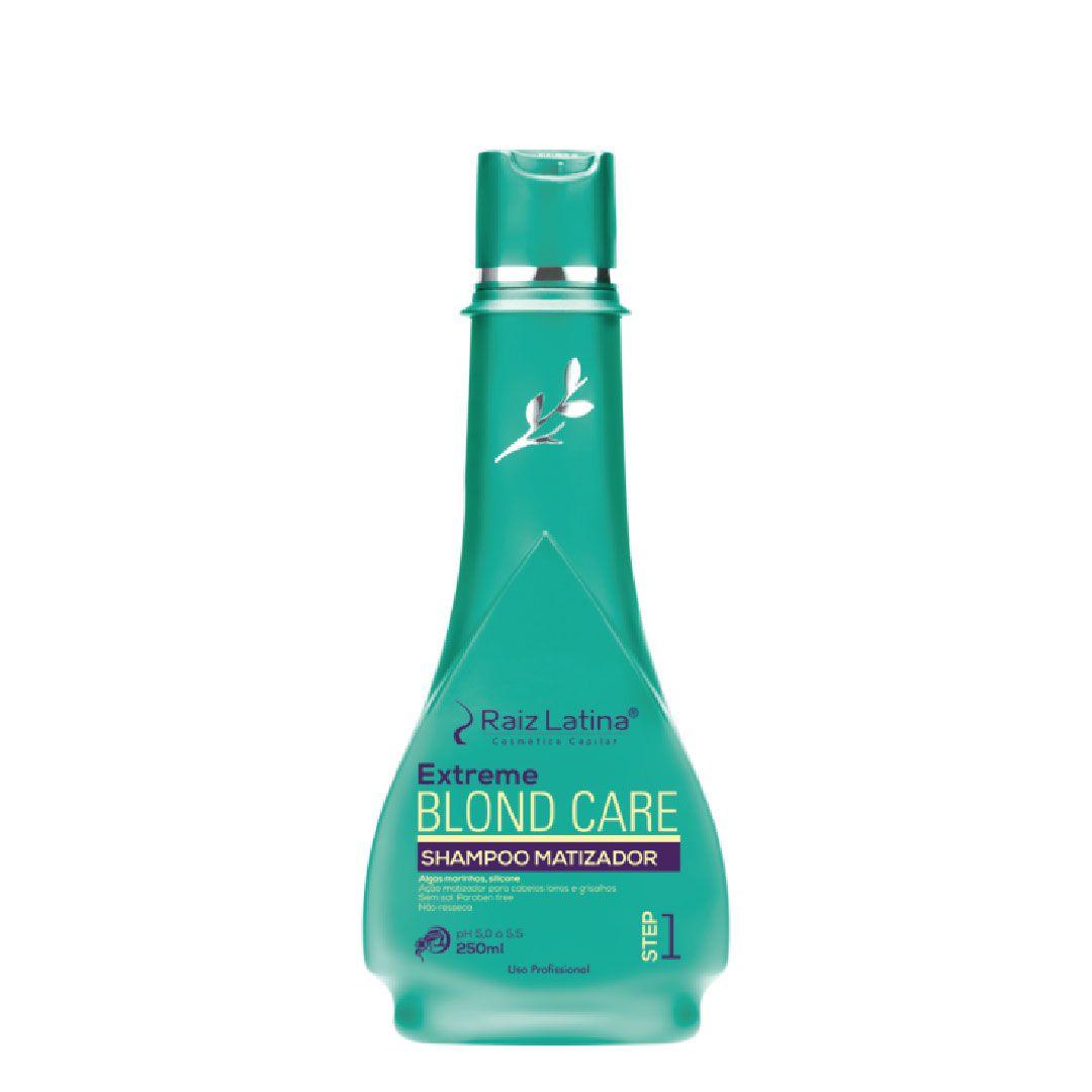 Shampoo Matizador Blond Care 250ml