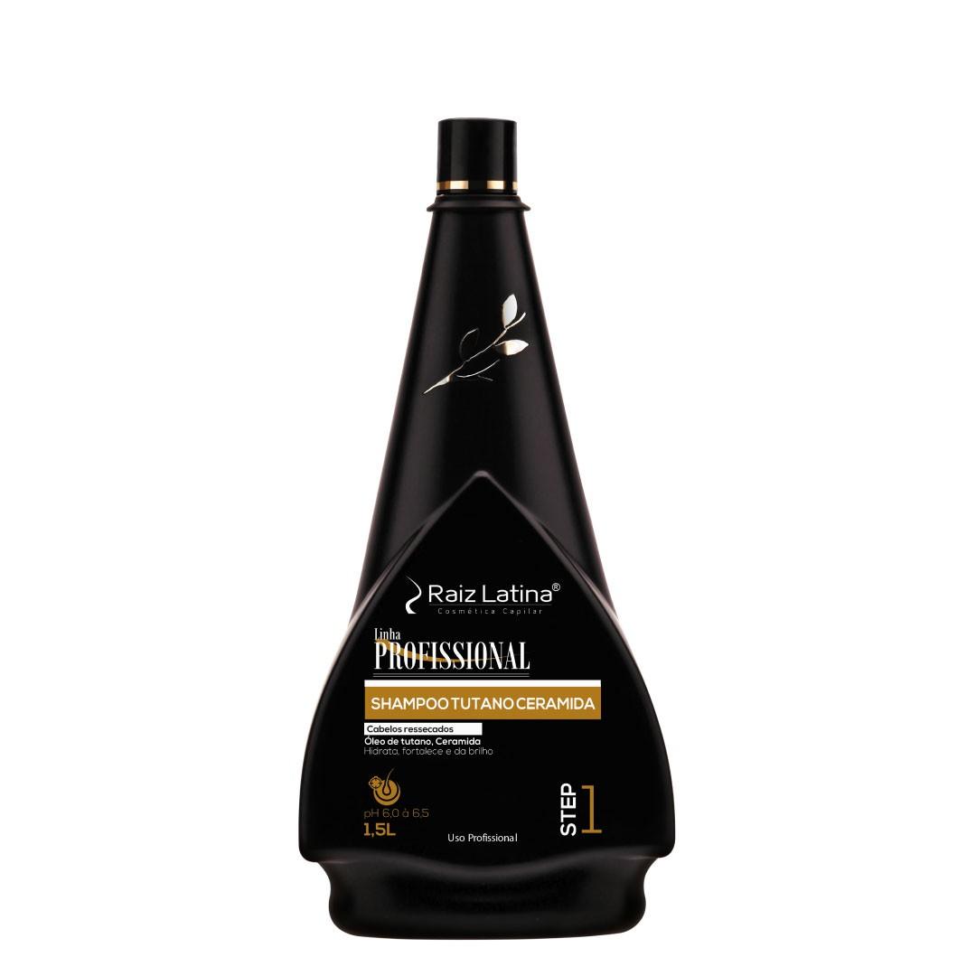 Shampoo Tutano e Ceramidas 1,5l