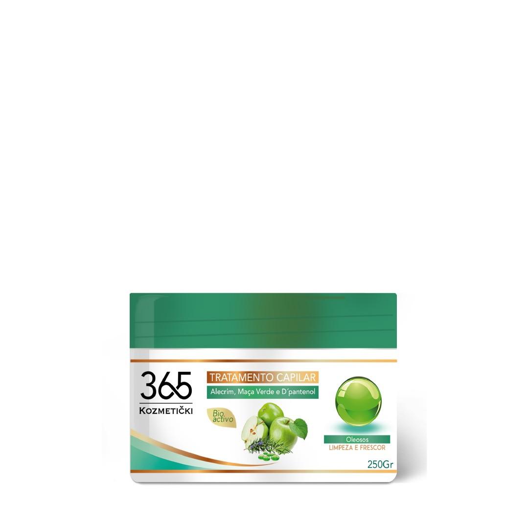 Tratamento Capilar Oleosos 365