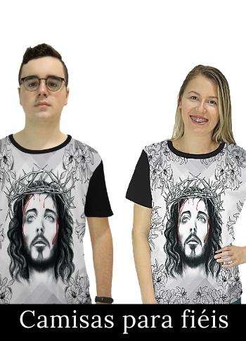 camisa para fiéis