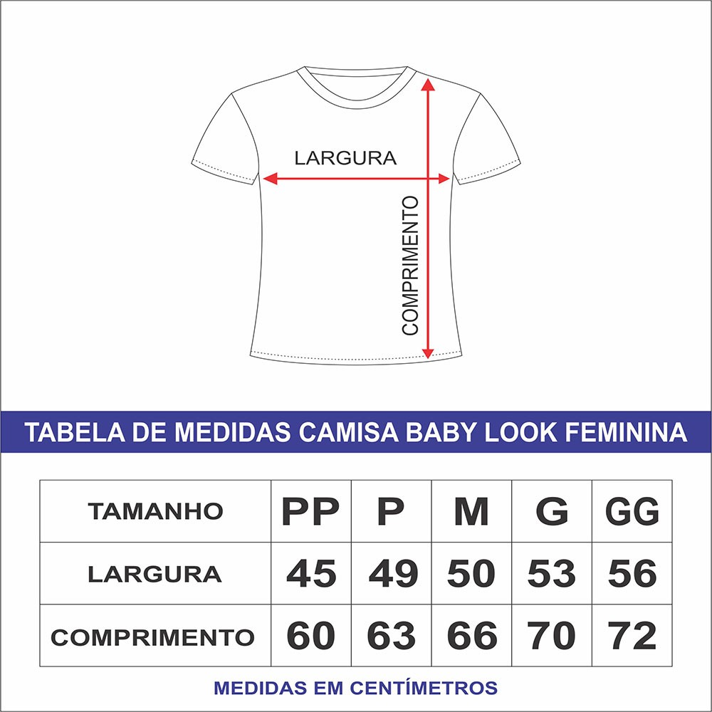 Camiseta Religiosa Feminina Nossa Senhora Azul - Frui Vita REF: CF-080