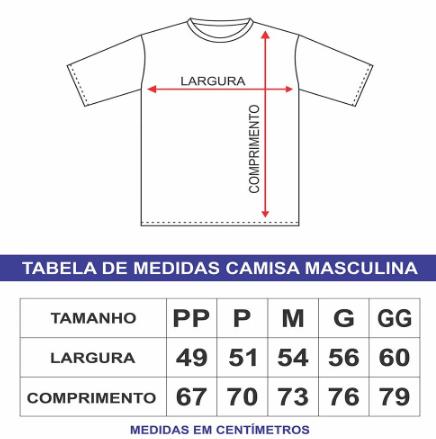 Camiseta Religiosa Masculina Imaculada Conceição Preto - Frui Vita REF: CF-200