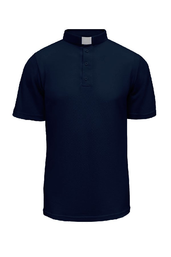 Camisa Polo Clerical