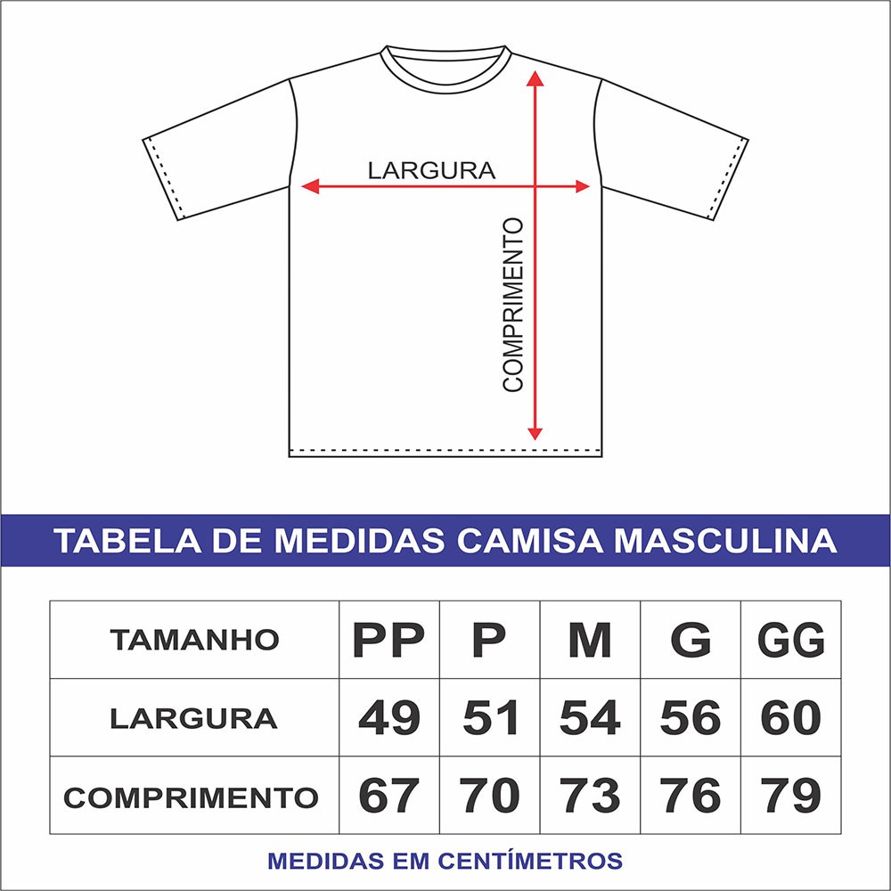 Camiseta Religiosa Masculina São Pedro Branco - Frui VIta REF: CF-065