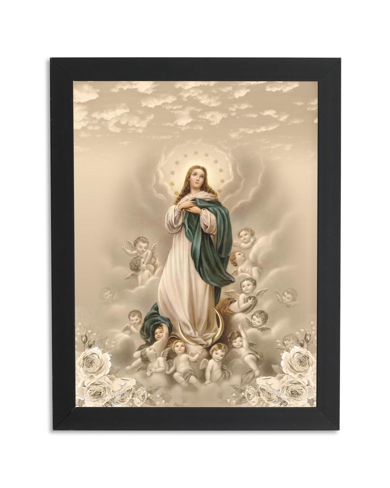 Quadro decorativo- Imaculada Conceição