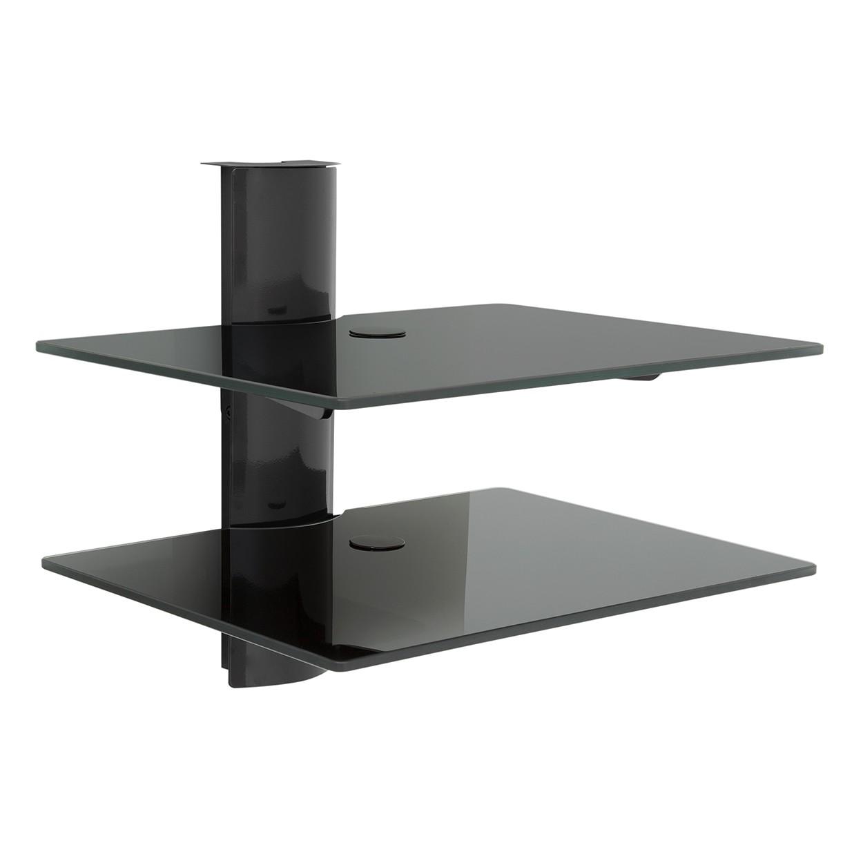 RACK SIMPLY 45/2 C BLACK GLASS BLACK