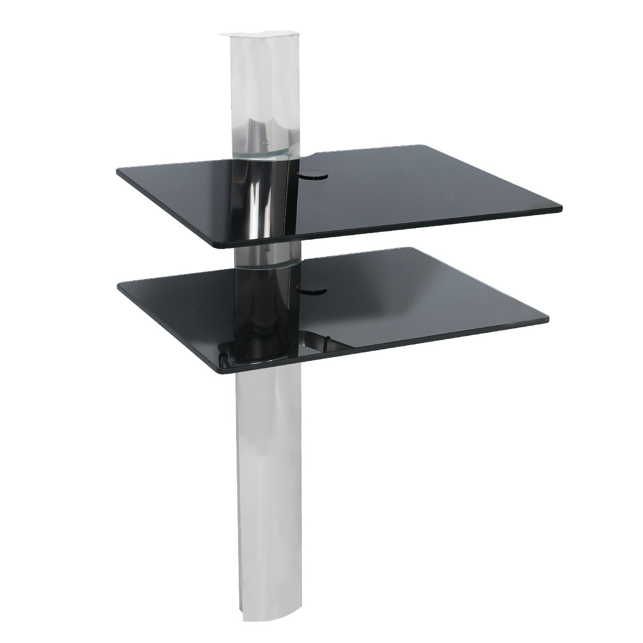 RACK SIMPLY 45/2 TI BLACK GLASS BLACK