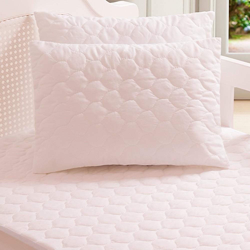 Protetor de Travesseiro Baby Impermeável Matelado Premium Ref 76.01.0011