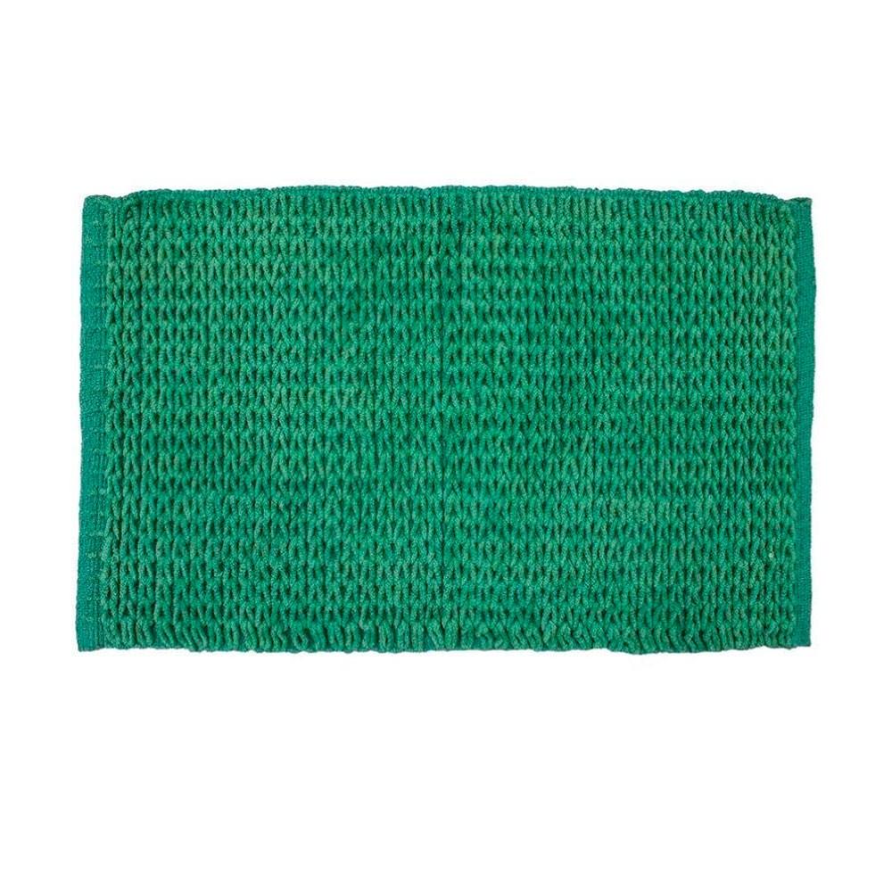 Tapete Banheiro Braids Verde Ref 81.07.0001/1602