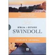 Bíblia de Estudo Swindoll - Petra