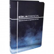 Bíblia Essencial - Azul