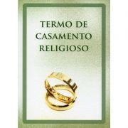 Termo De Casamento Religioso