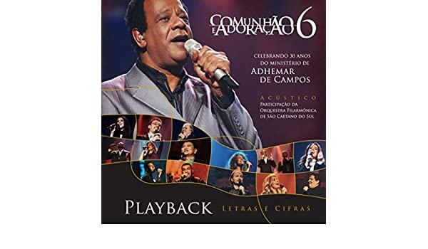 Comunhão E Adoração 6 (Play-Back)