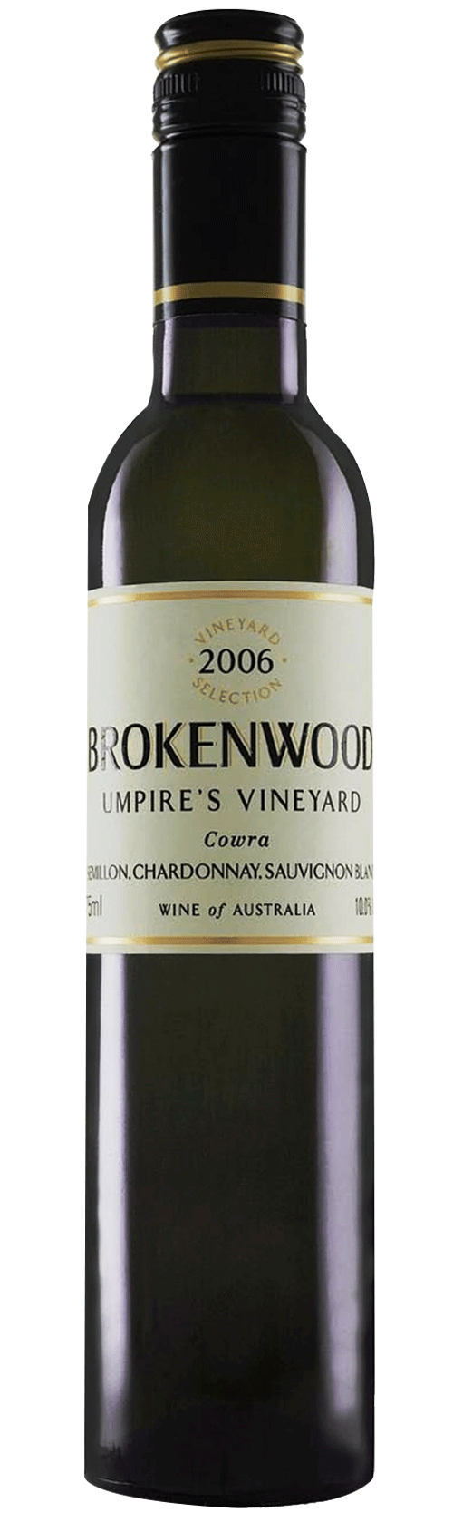 Brokenwood Umpire´s Vineyard Chardonnay Sauvignon Blanc 2008