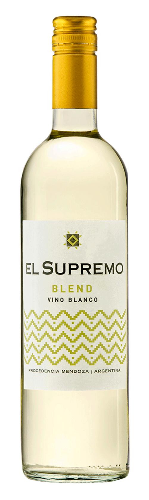 El Supremo Blend Branco 2018