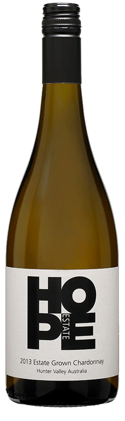 Hope Estate Grown Chardonnay 2013