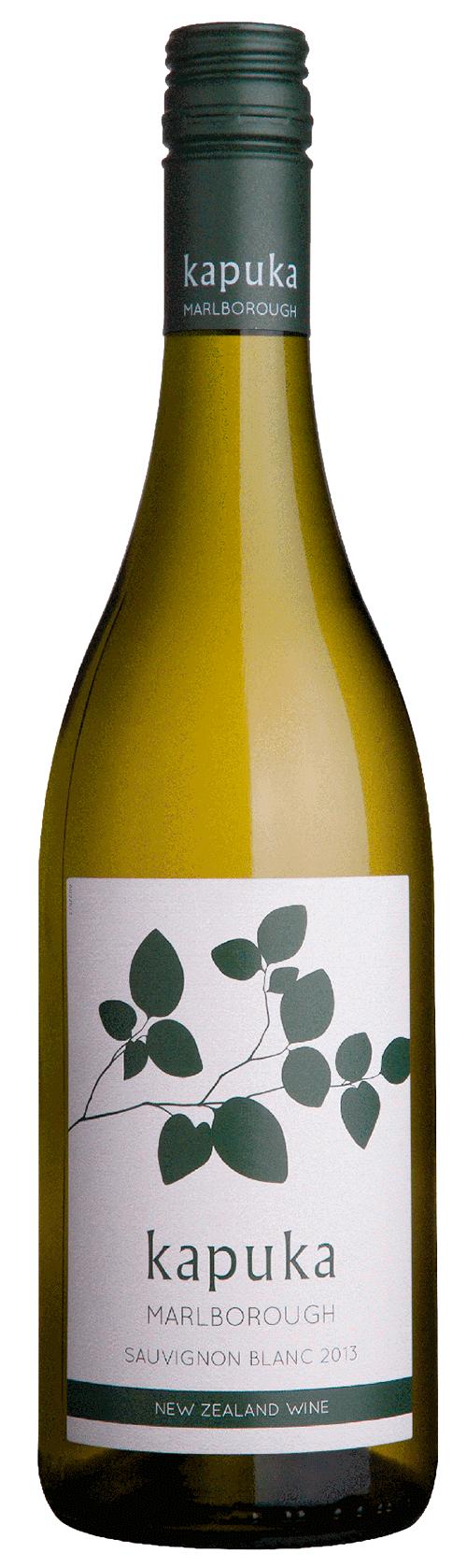 Kapuka Sauvignon Blanc 2013
