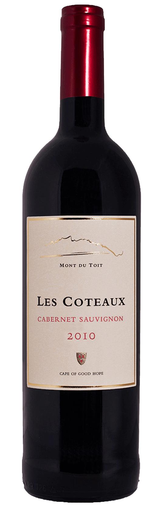Les Coteaux Cabernet Sauvignon 2010