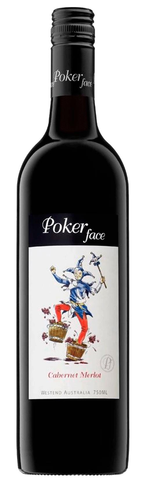 Poker Face Cabernet Merlot 2011