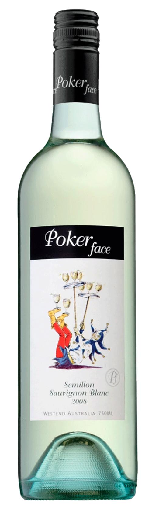Poker Face Semillon Sauvignon Blanc 2018