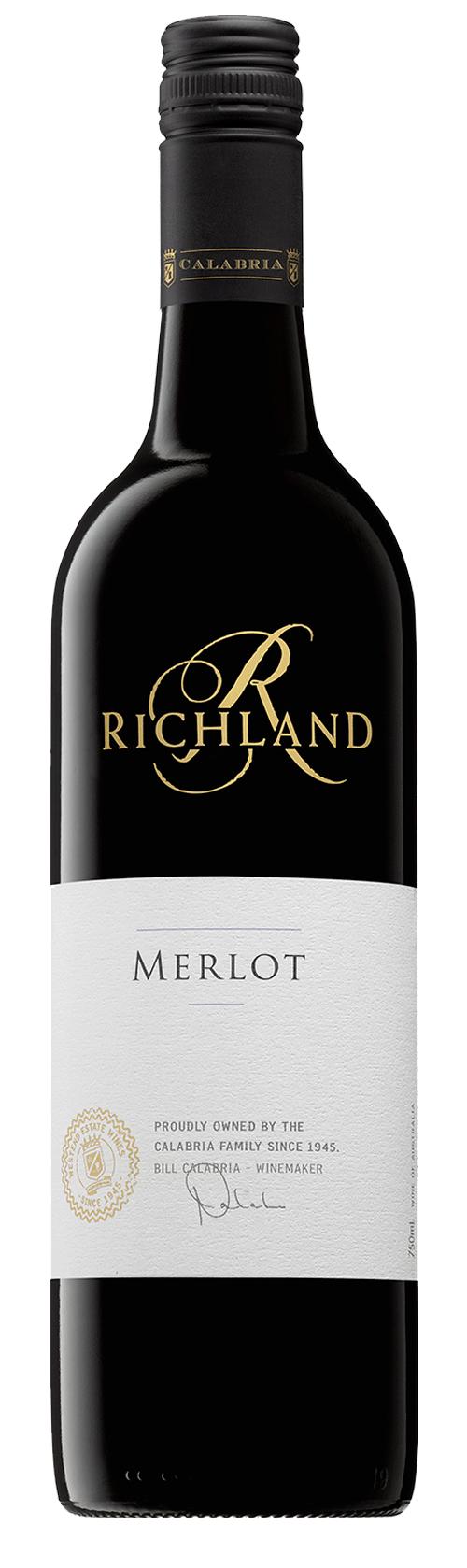 Richland Merlot 2013