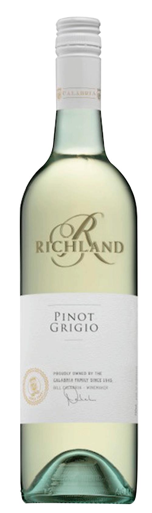 Richland Pinot Grigio 2018