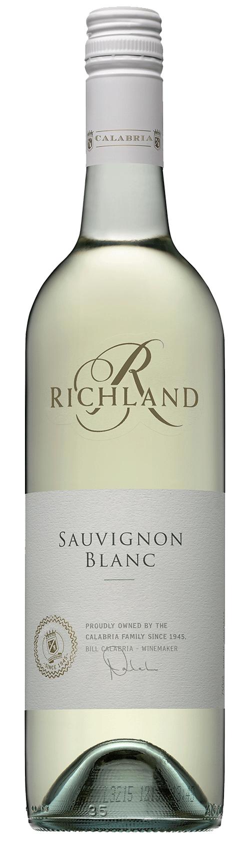 Richland Sauvignon Blanc 2018